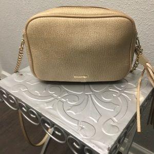 (Gold) Aldo cross over purse
